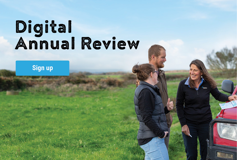 Digtal Annual Review - sign up
